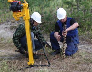 Сопровождение в подготовке геологических изысканий в Клину